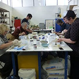 Sculpture Courses